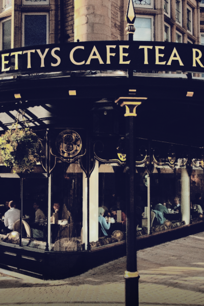 Bettys Tea Room Harrogate